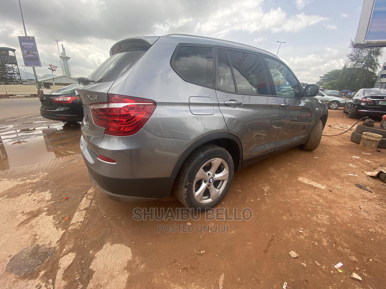 Archive: BMW X3 2013 xDrive35i Gray