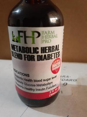 Metabolic Herbal Blend for Diabetes   Vitamins & Supplements for sale in Lagos State, Ojodu