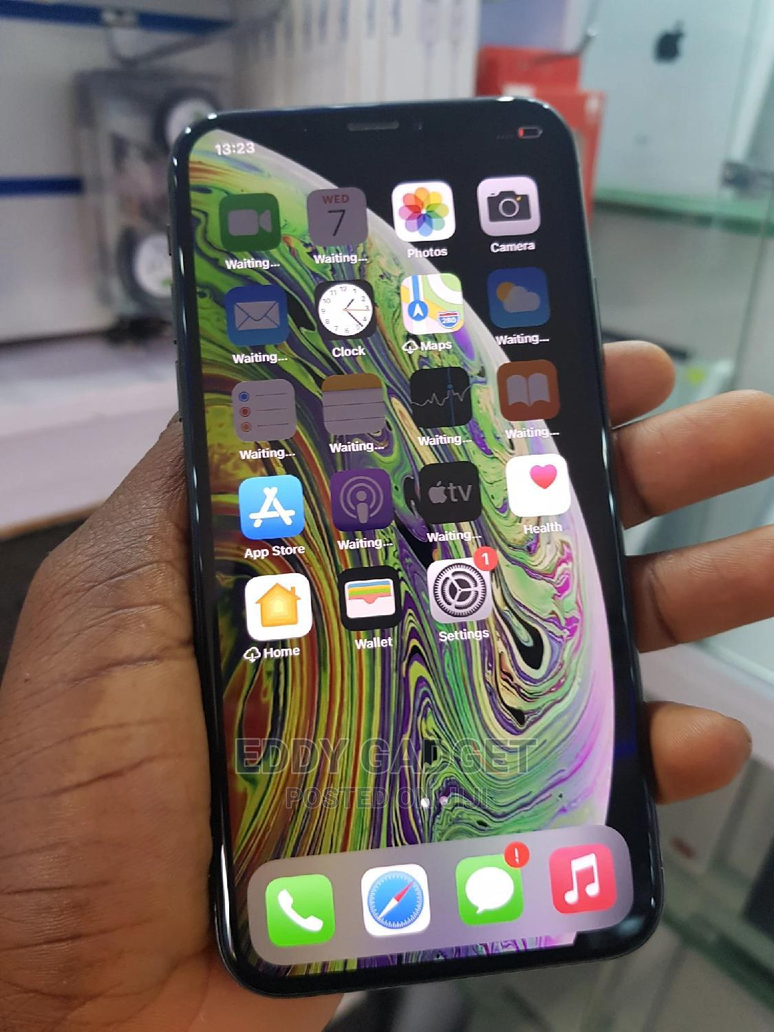Apple iPhone XS 64 GB Black | Mobile Phones for sale in Wuse, Abuja (FCT) State, Nigeria