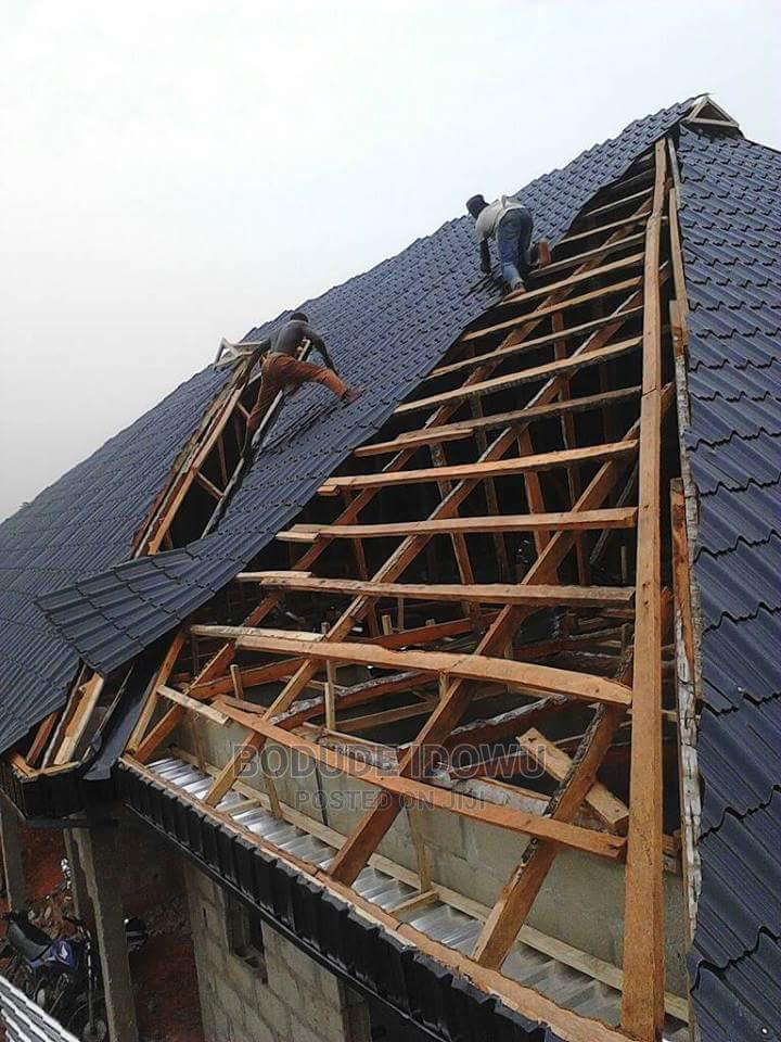 Archive: Aluminum Roofer and Windows