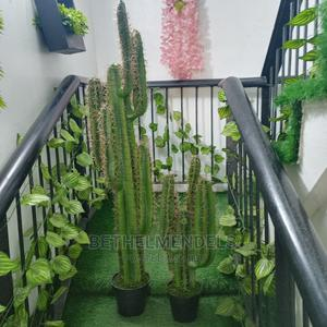Best Faux Potted Cactus Plant for Sale   Garden for sale in Lagos State, Ikeja