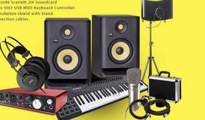 The Best Complete Studio Pack   Audio & Music Equipment for sale in Lagos State, Ojo