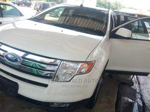 Ford Edge 2007 SE 4dr FWD (3.5L 6cyl 6A) Off White | Cars for sale in Osun State, Osogbo