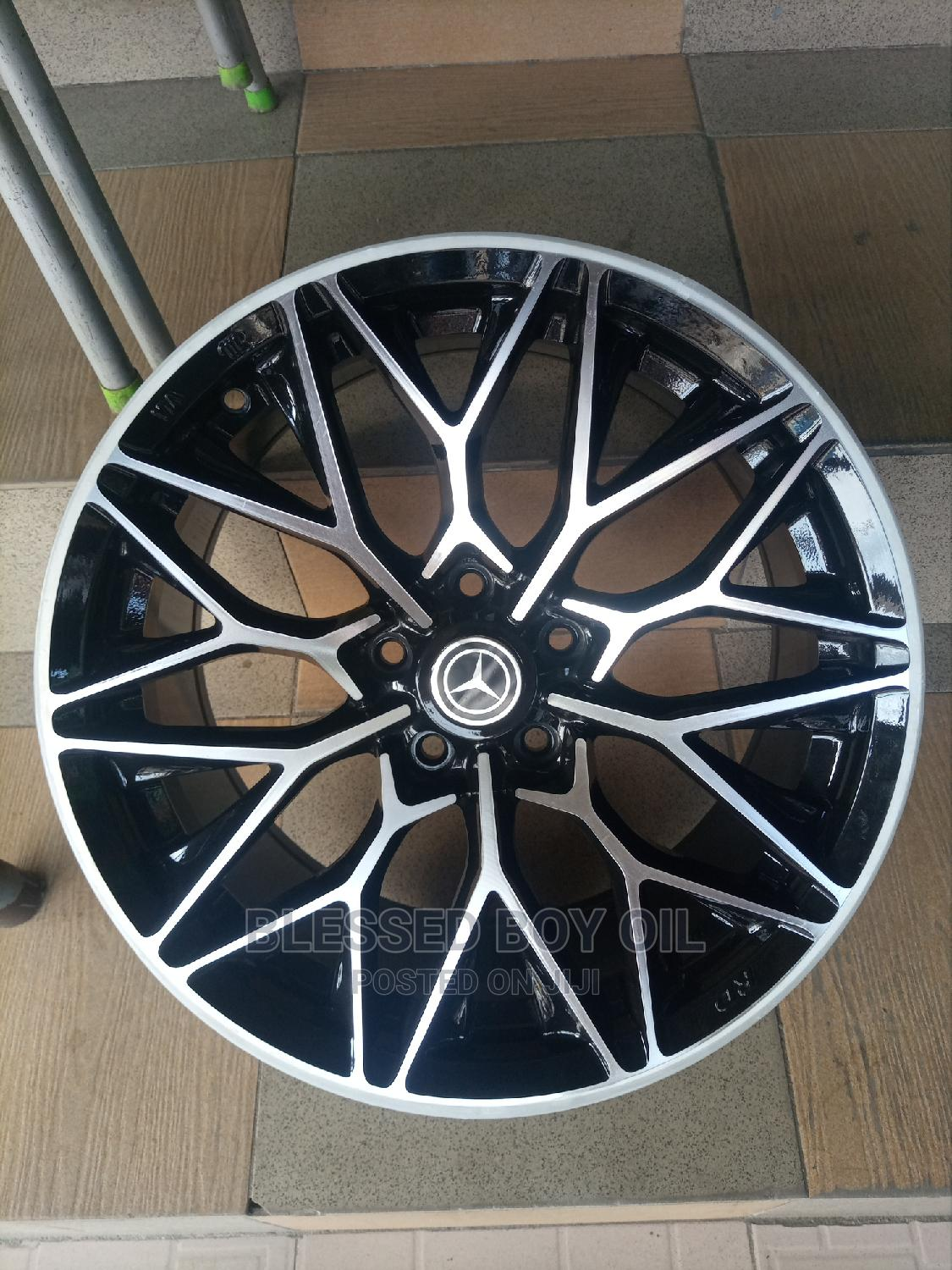Size I8 Inches for Mercedes Benz Available