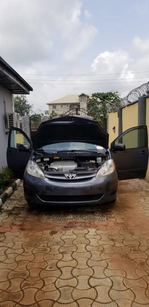 Toyota Sienna 2007 LE 4WD Gray | Cars for sale in Oyo State, Ogbomosho North