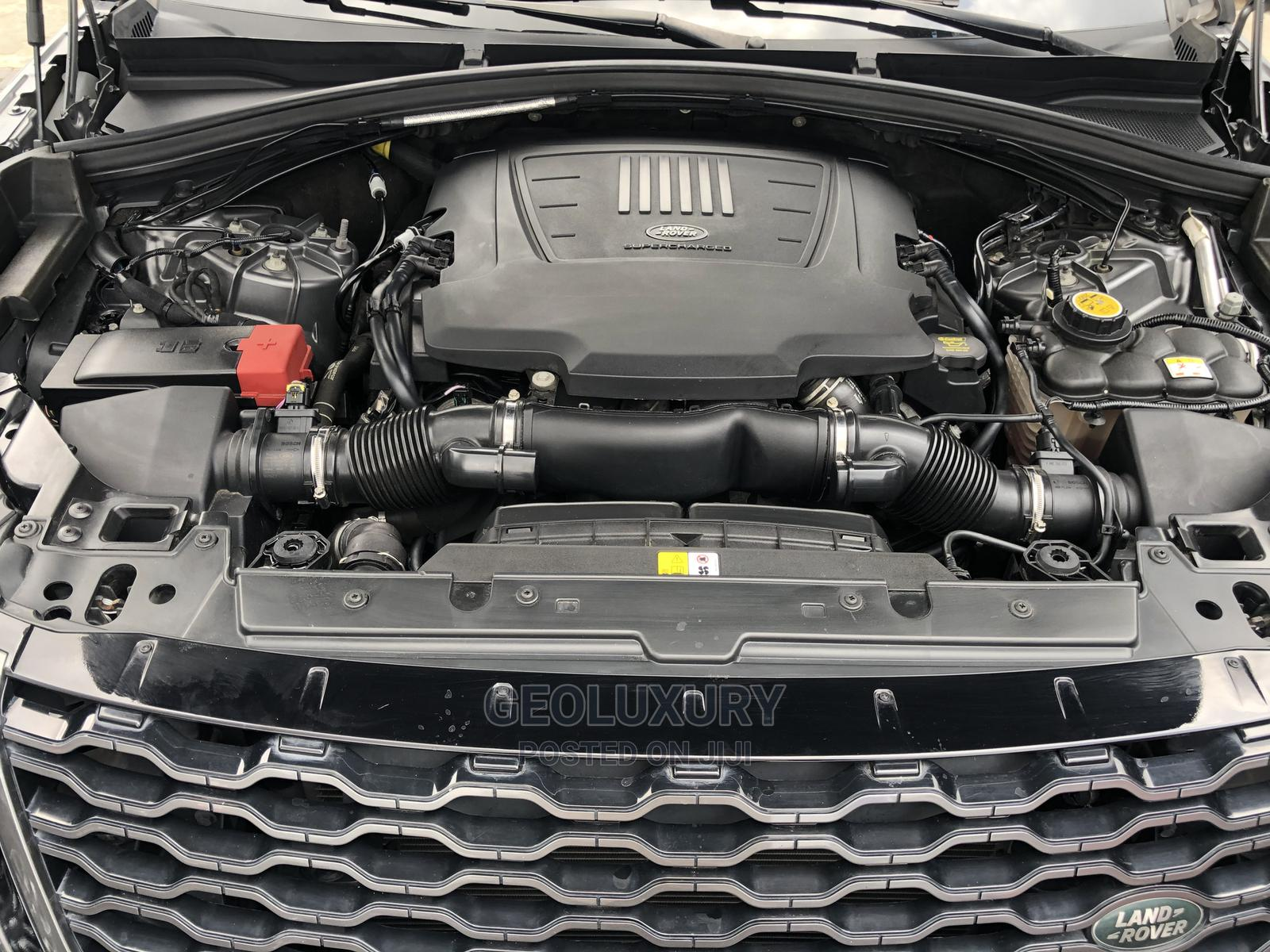 Land Rover Range Rover Velar 2018 P380 HSE R-Dynamic 4x4 Gray   Cars for sale in Surulere, Lagos State, Nigeria