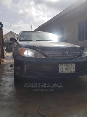 Toyota Camry 2004 Gray | Cars for sale in Oyo State, Oluyole