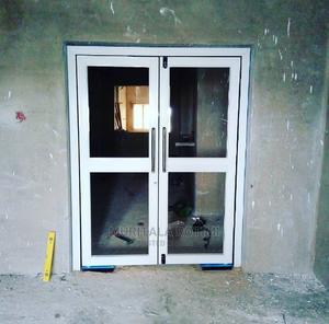 Aluminum Swing Door   Home Accessories for sale in Lagos State, Surulere