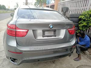BMW X6 2008 Sports Activity Coupe Gray | Cars for sale in Lagos State, Ikeja