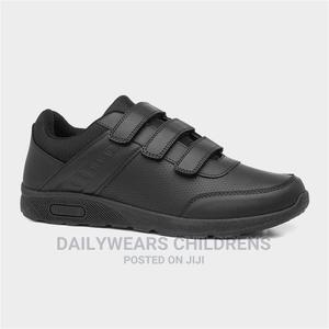 Boys Black Shoes   Children's Shoes for sale in Lagos State, Surulere