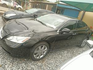 Lexus ES 2008 350 Black | Cars for sale in Lagos State, Abule Egba