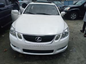 Lexus GS 2007 300 White   Cars for sale in Rivers State, Port-Harcourt