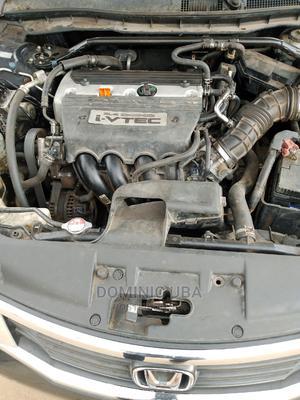 Honda Accord 2008 2.4 EX Black | Cars for sale in Lagos State, Ikeja