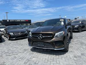 Mercedes-Benz GLE-Class 2018 Brown | Cars for sale in Lagos State, Lekki