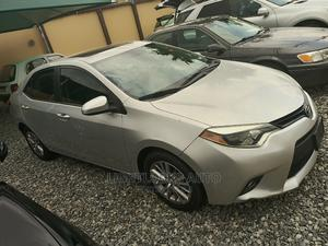 Toyota Corolla 2014 Silver   Cars for sale in Lagos State, Abule Egba