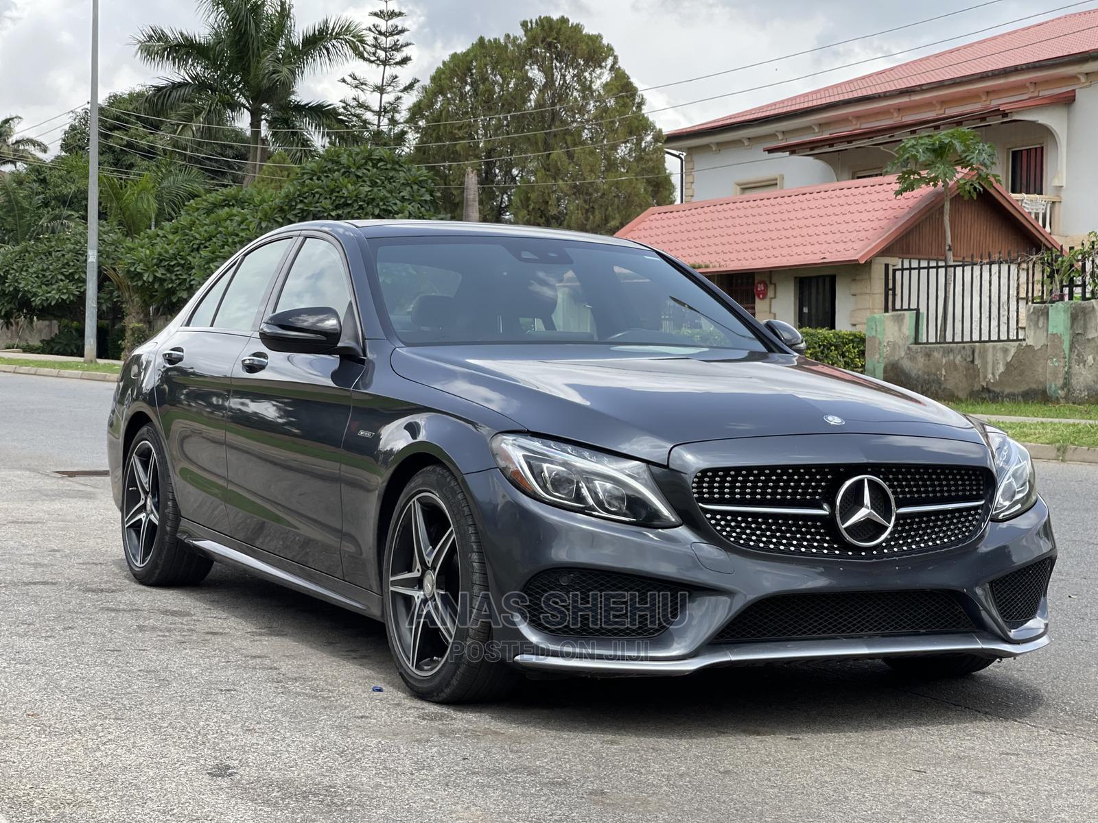 Archive: Mercedes-Benz C43 2017 Gray