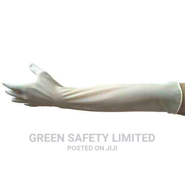 Surgical Hand Gloves—7.5 (Carton of 10 Packs)