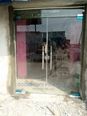 Shop Entrance Glass Door   Doors for sale in Lagos State, Agege