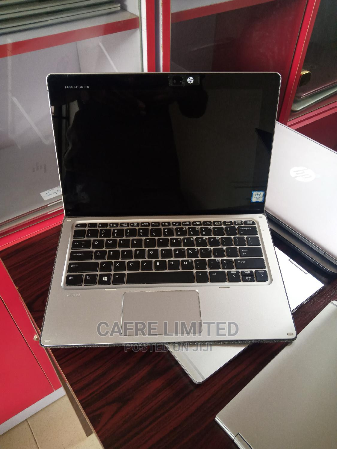 Laptop HP Elite X2 1012 G2 8GB Intel Core I5 SSD 128GB | Laptops & Computers for sale in Mushin, Lagos State, Nigeria