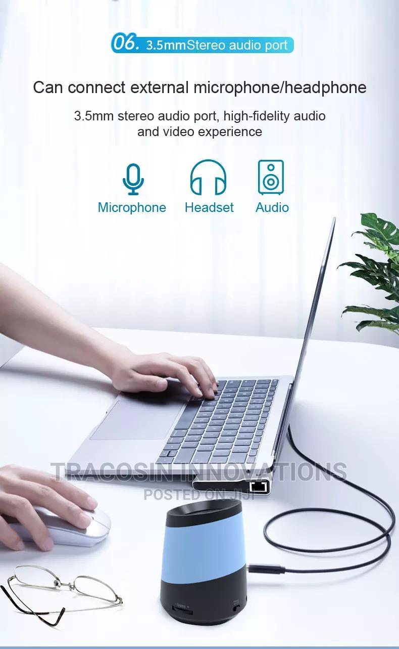 USB Type C Hub 12 in 1 | Accessories & Supplies for Electronics for sale in Yaba, Lagos State, Nigeria