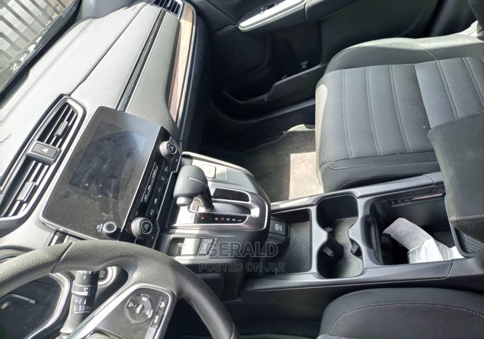 Archive: Honda CR-V 2017 Black