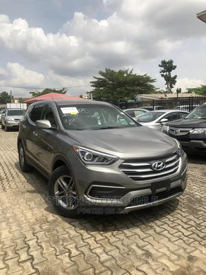 Hyundai Santa Fe 2018 Limited Ultimate AWD Gray | Cars for sale in Lagos State, Ikeja