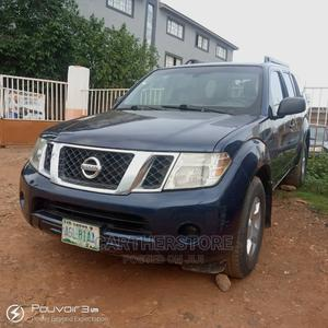 Nissan Pathfinder 2007 LE 4x4 Blue | Cars for sale in Oyo State, Ibadan