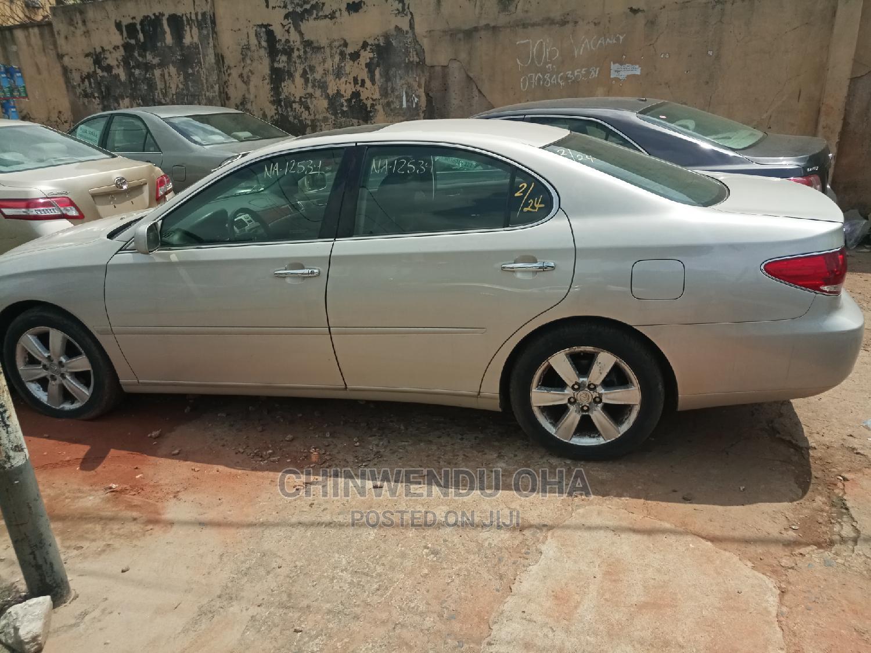 Lexus ES 2005 330 Silver   Cars for sale in Ikeja, Lagos State, Nigeria