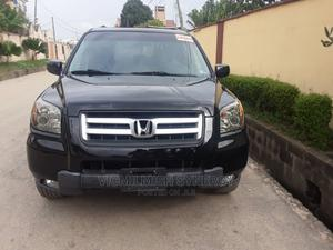 Honda Pilot 2006 EX-L 4x4 (3.5L 6cyl 5A) Black | Cars for sale in Abuja (FCT) State, Lugbe District