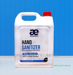 Ae Atlantic 4liters Hand and Surface Sanitizer   Skin Care for sale in Lagos State, Ikeja