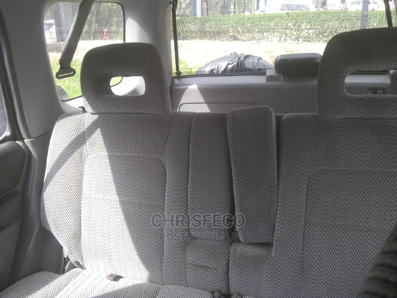 Archive: Honda CR-V 1995 Red