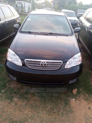 Toyota Corolla 2004 Black | Cars for sale in Abuja (FCT) State, Gudu