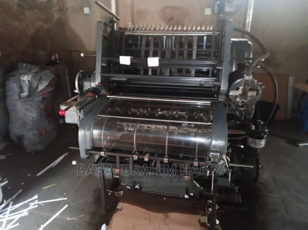Archive: 2 Heidelberg Kord + 30kva Soundproof Generator+ Paper Cutter