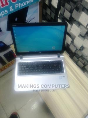 Laptop HP ProBook 450 G3 8GB Intel Core I7 HDD 500GB | Laptops & Computers for sale in Lagos State, Ikeja