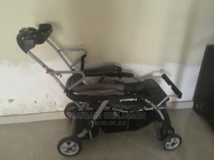 Barely Used Sit and Stand Push Chair for Sale | Children's Gear & Safety for sale in Lagos State, Ajah
