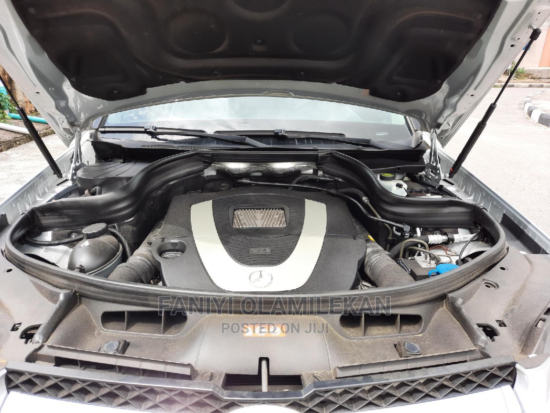 Archive: Mercedes-Benz GLK-Class 2010 350 Silver