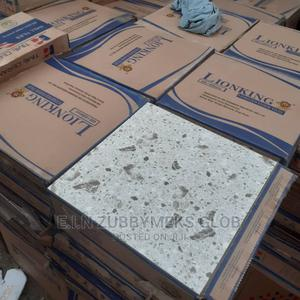 Lion King Petra Stone 40*40   Building Materials for sale in Abuja (FCT) State, Dei-Dei