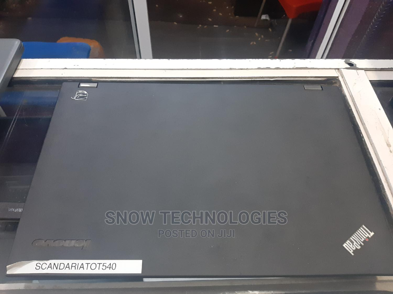 Archive: Laptop Lenovo ThinkPad T540p 8GB Intel Core I5 HDD 500GB
