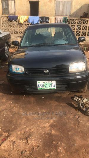 Nissan Micra 2007 Black | Cars for sale in Oyo State, Ibadan