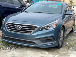 Hyundai Sonata 2016 Green | Cars for sale in Lagos State, Ikeja