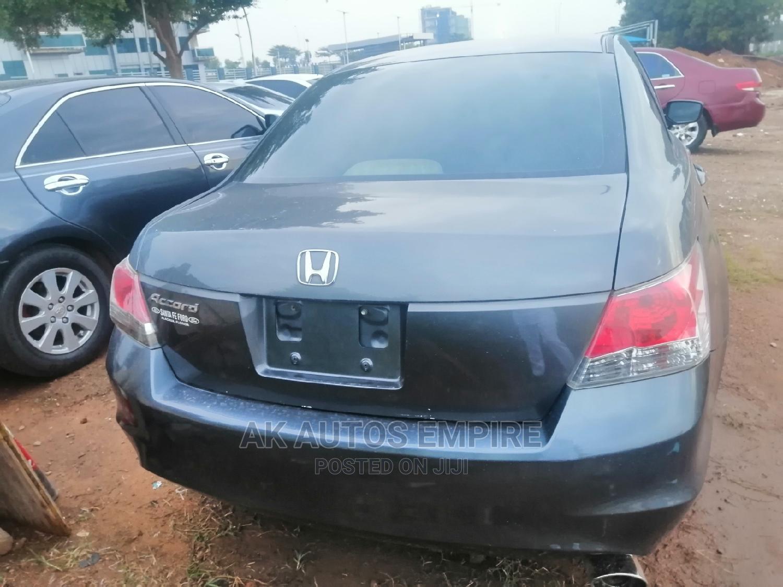 Honda Accord 2010 Sedan EX Automatic Gray   Cars for sale in Jabi, Abuja (FCT) State, Nigeria