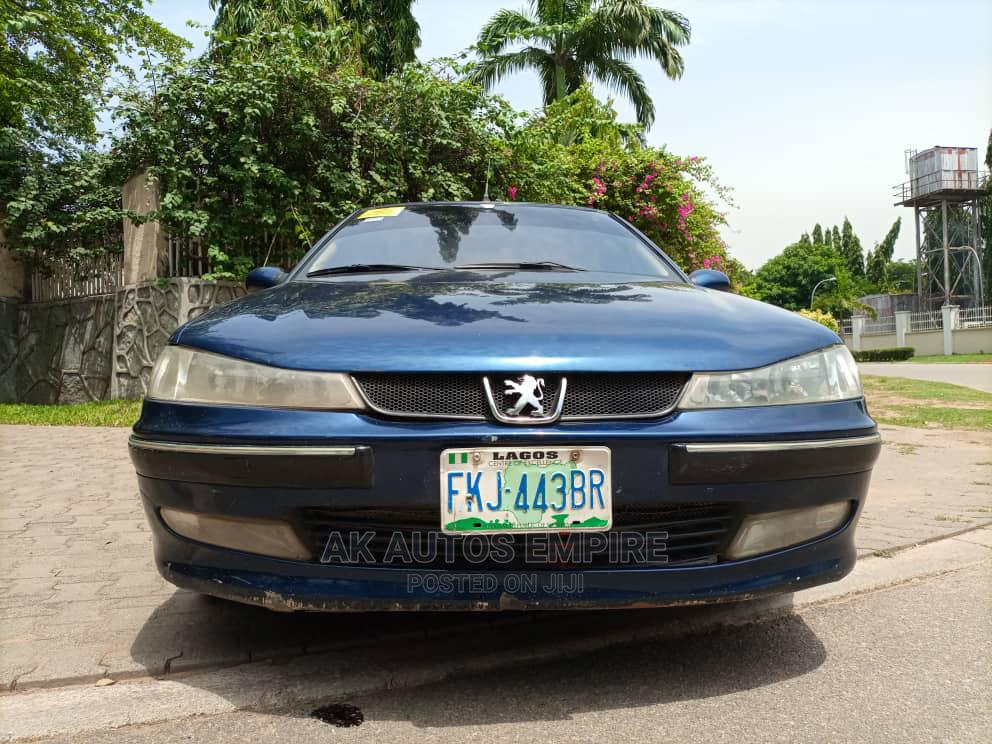 Peugeot 406 2004 Break 2.0i Blue | Cars for sale in Jabi, Abuja (FCT) State, Nigeria