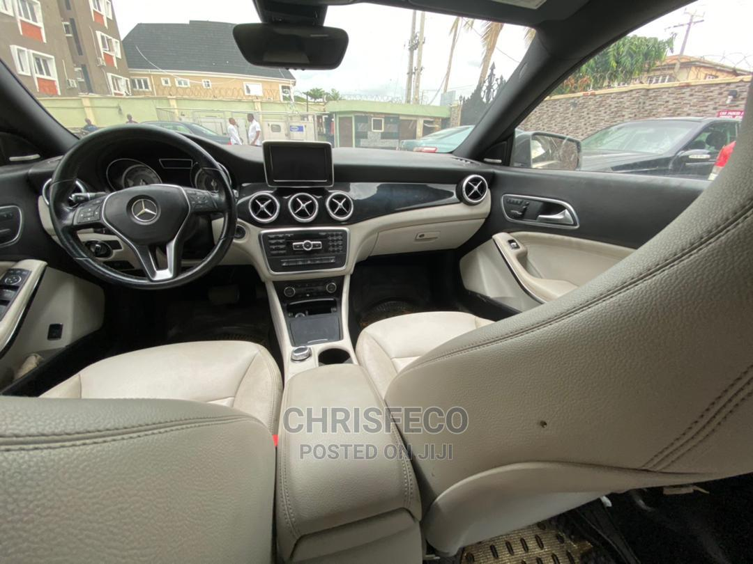 Mercedes-Benz CLA-Class 2014 Gray | Cars for sale in Ikeja, Lagos State, Nigeria