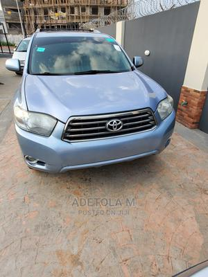 Toyota Highlander 2008 Blue   Cars for sale in Oyo State, Ibadan