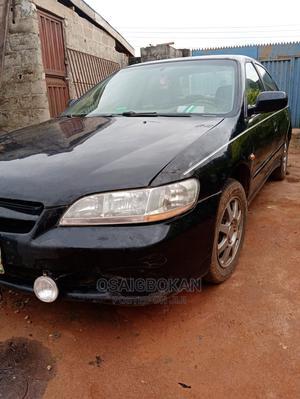 Honda Accord 2000 Black | Cars for sale in Ogun State, Ado-Odo/Ota