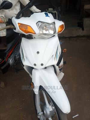 Haojue UH110 HJ110-7C 2020 White   Motorcycles & Scooters for sale in Kwara State, Ilorin West
