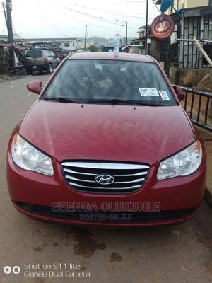 Hyundai Elantra 2010 GLS Red | Cars for sale in Lagos State, Ikeja