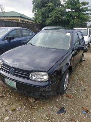 Volkswagen Golf 2000 1.6 Variant Black   Cars for sale in Abuja (FCT) State, Dakibiyu