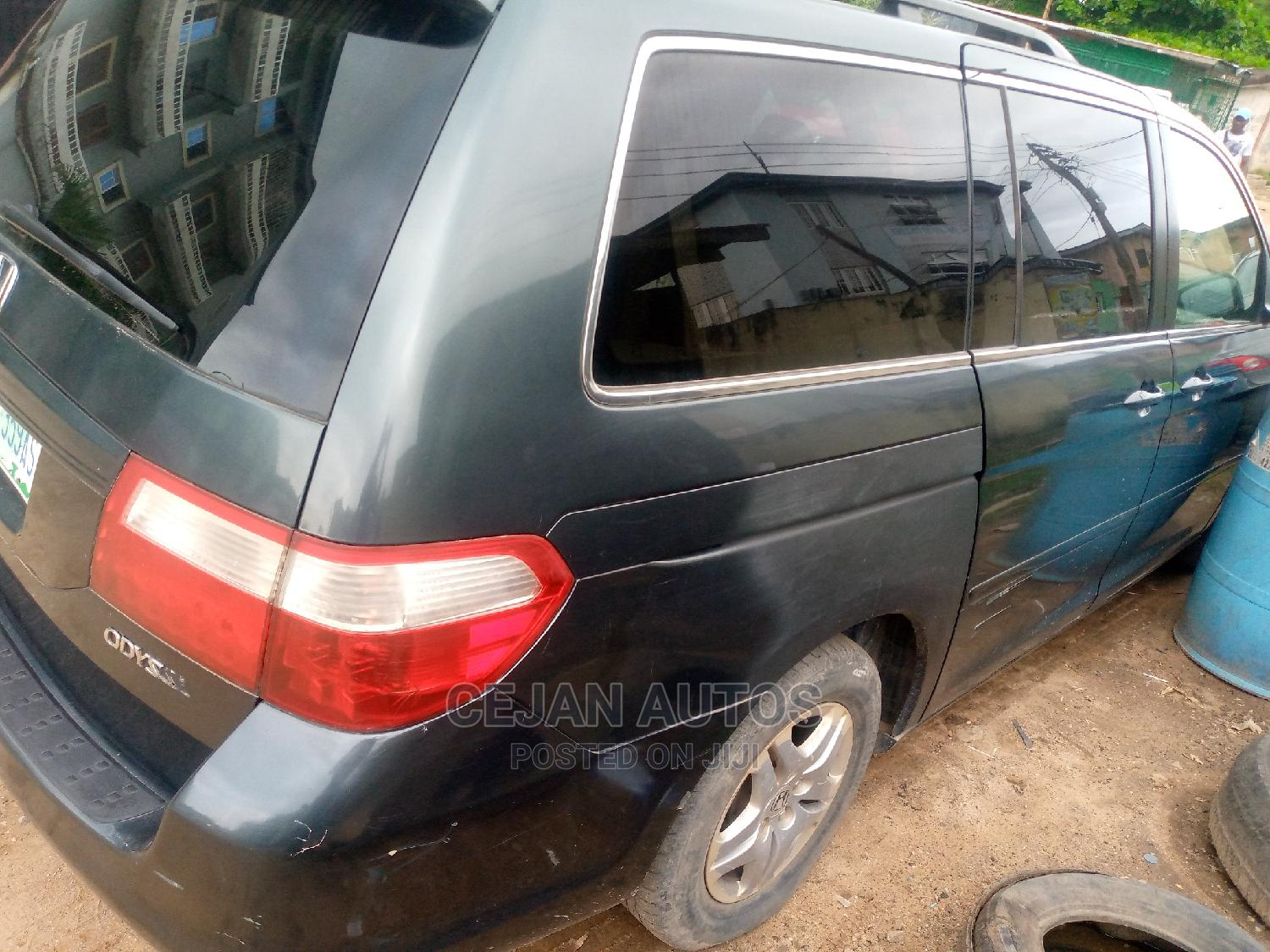 Honda Odyssey 2006 EX Blue | Cars for sale in Isolo, Lagos State, Nigeria