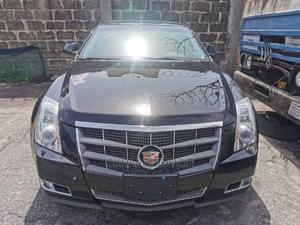 Cadillac CTS 2008 3.2 V6 Automatic Black | Cars for sale in Lagos State, Amuwo-Odofin